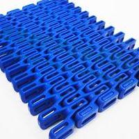 厂家直销/现货7100转弯型塑料网带/塑料链板/输送带