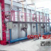 陶瓷砂轮油石天然气60立方窑车梭式窑