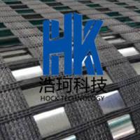 道路地基加固和路基加强 专用土工格栅 高强聚酯经编 土工格栅