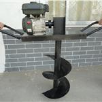 8.8马力挖坑机手提多功能挖坑机价格小型挖坑机图片y8