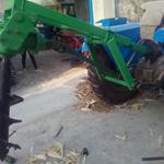 厂家直销便携式汽油挖坑机小型挖坑机图片y8