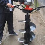 汽油便携式挖坑机 挖坑机种类多 小型挖坑机图片y8
